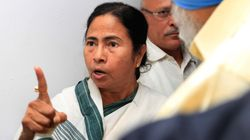 High Drama As Mamata Spends The Night In Her Office To Protest Army Presence At Toll Booths In