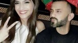 PHOTOS: Sonam Kapoor And Rumoured Boyfriend Anand Ahuja Make For A Totally Chill