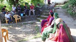 Uttarakhand's Gorang Valley Battles Water Woes As Perennial Springs