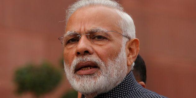 'Beggar Using Swipe Machine': Modi Jokes, Again, While Hard-Selling Demonetisation At Moradabad
