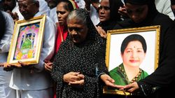 Security Beefed Up As Distraught Fans Throng Chennai's Apollo Hospital Where Jayalalithaa Remains Critical After Cardiac