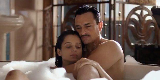 Rangoon Trailer: Saif Ali Khan And Shahid Kapoor Vie For The Feisty Kangana In This Period