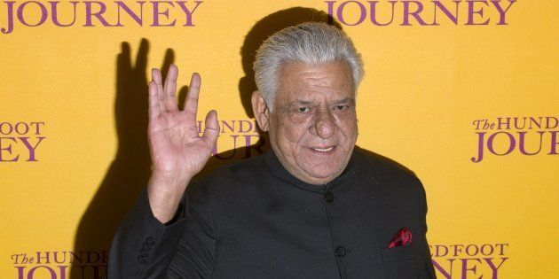 Veteran Actor Om Puri Passes Away After A Massive Heart