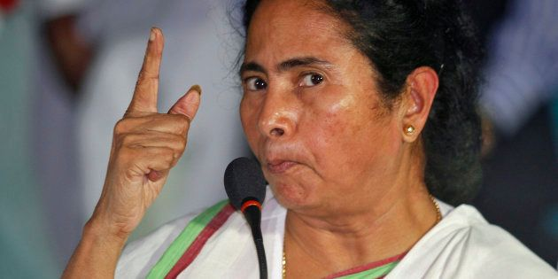 File photo of Mamata Banerjee, Chief Minister of India's eastern state of West