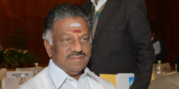 Jayalalithaa's Close Aide O Panneerselvam Sworn In As Tamil Nadu