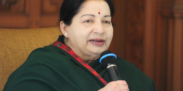 WATCH: Rare Jayalalithaa Interview With Simi