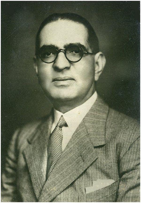 My grandfather Khan Bahadur Syed Ali Zamin
