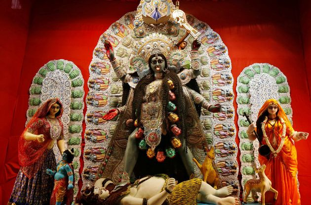 From Kali Puja To New Year, There's A Gamut Of Other Celebrations Going On Alongside