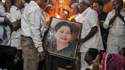 Jayalalithaa To Be Cremated With Full State Honours, Flags To Be Flown At Half