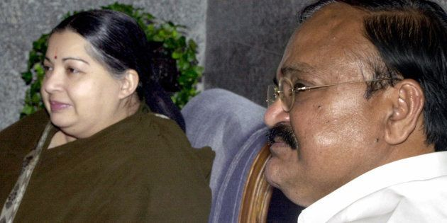 Jayalalithaa Became 'Amma' Because She Lived For Her People, Says Venkaiah