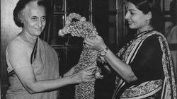 How Jayalalithaa Stunned Prime Minister Indira Gandhi With Her Maiden Speech In Rajya