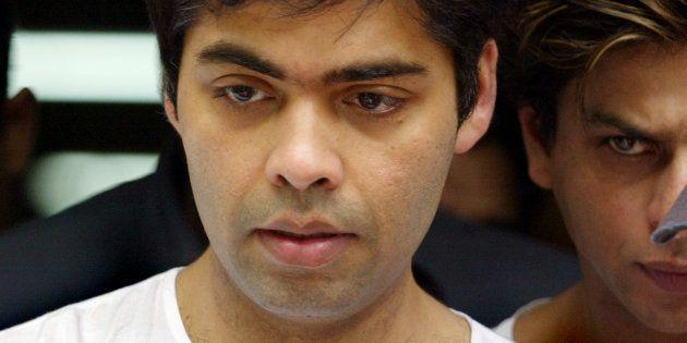 Bollywood film director Karan Johar in Mumbai, June 27,