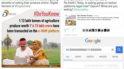 Cabinet Minister Ravi Shankar Prasad Goofs Up With Agricultural Produce Figures, Twitter Pounces On