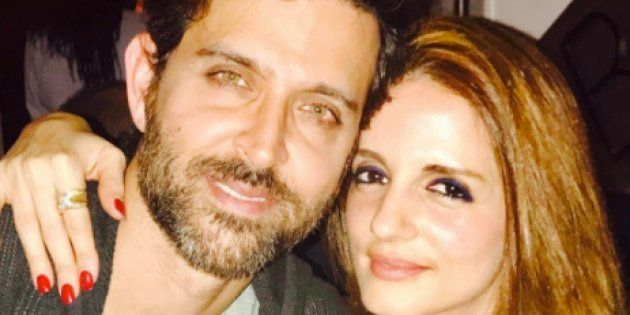 Here's How Sussanne Khan Wished Ex-Husband Hrithik Roshan On His 42nd
