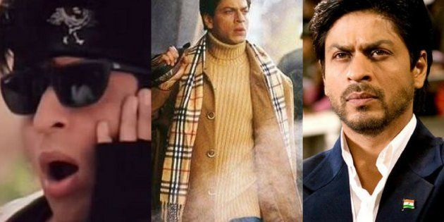 Quiz: Only A True SRK Fan Will Get The Names Of These Characters He Played