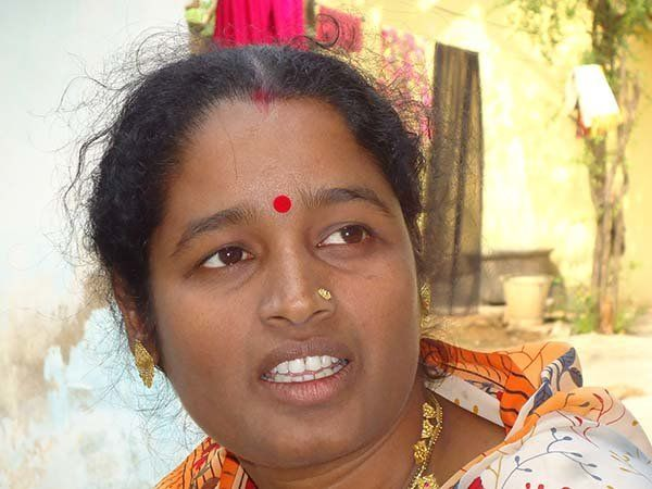 Saraswati Pradhan of Angul district