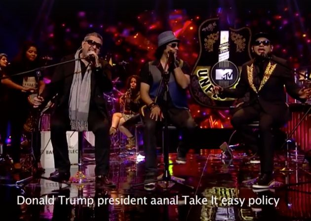 AR Rahman Asks Donald Trump To 'Take It Easy' In Unplugged 'Urvasi'