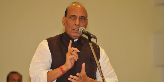 Pakistan Should Understand Terrorism Is Not The Weapon Of The Brave: Rajnath