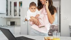 Why Motherhood And Entrepreneurship Are A Perfect