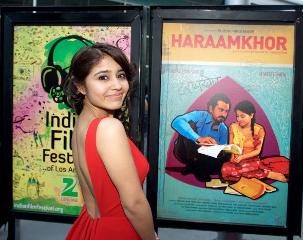 Actor Shweta Tripathi attends the 13th Annual Indian Film Festival Of Los Angeles - Opening Night Screening...
