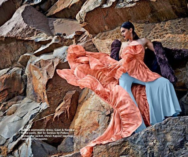 'Pink' Star Taapsee Pannu Looks Stunning In This New Photoshoot For