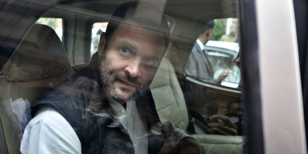Rahul Gandhi on Wednesday accused Prime Minister Narendra Modi of corruption, and said he was not allowed...