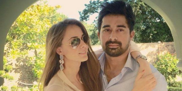 Rannvijay Singh Singha And Wife Prianka Blessed With A Baby