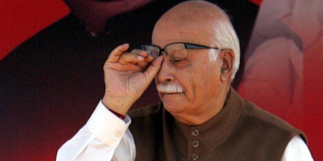 I Feel Like Resigning, Says An Upset LK Advani After Parliament