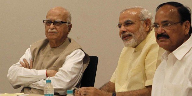 Government Puts Onus On Opposition As LK Advani Threatens To