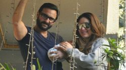 Finally, Saif Ali Khan Reveals Why He Named His Son