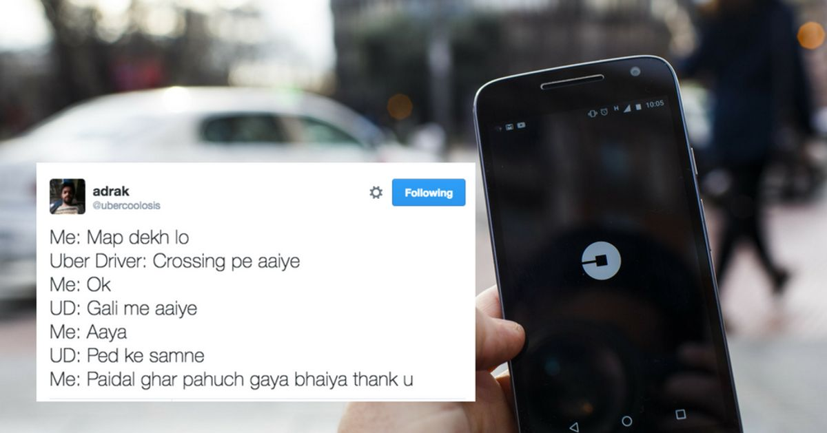 These Uber And Ola Jokes Will Make You Laugh Even Through
