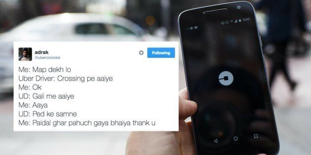 These Uber And Ola Jokes Will Make You Laugh Even Through Surge