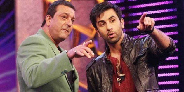 Here's Looking At The Terrific Cast Of Rajkumar Hirani's Sanjay Dutt