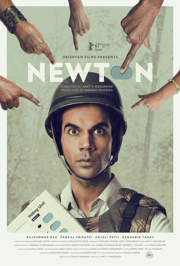 'Newton,' A Black Comedy Starring Rajkummar Rao, To Have Its World Premiere At Berlinale