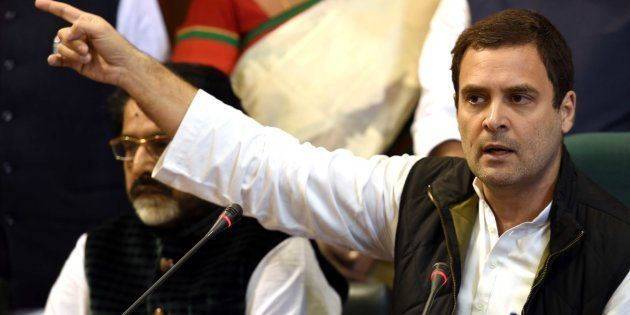 PM Modi Did Not Say Anything About Waiving Off Farmers' Loans, Says Rahul