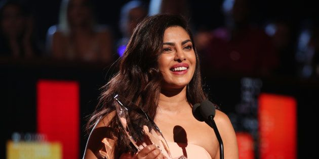 Priyanka Chopra Wins Her Second Consecutive People's Choice Award For