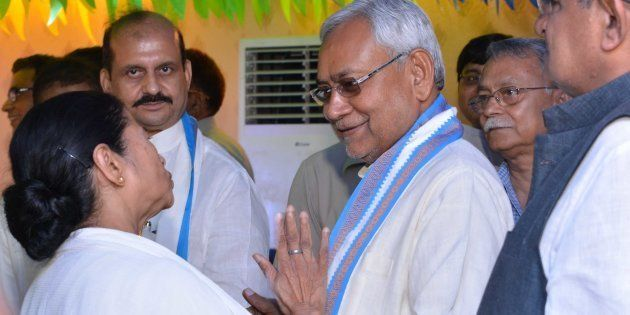 What Explains Mamata's And Nitish's Differing Positions On