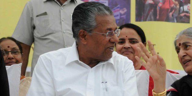 Kerala CM Pinarayi Vijayan Says Sangh Parivar Is Communalising The National