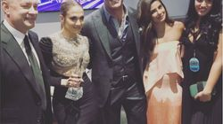 Oh Nothing, Just Priyanka Chopra Hanging Out With Hollywood Royalty Tom Hanks, J Lo, & The