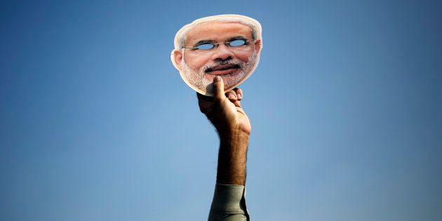 Modi Is All Talk And No Show, And Indians Are Wising