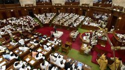 Uproar In UP Assembly, BJP Demands Azam Khan's