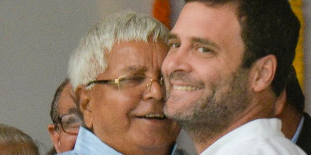 Lalu Prasad Yadav Backs Rahul Gandhi, Demands SC-Monitored Probe Against