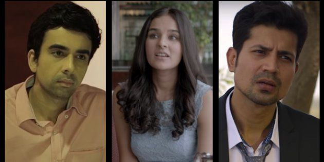 Let's All Take A Moment And Appreciate India's Hottest Web Series Actors Right
