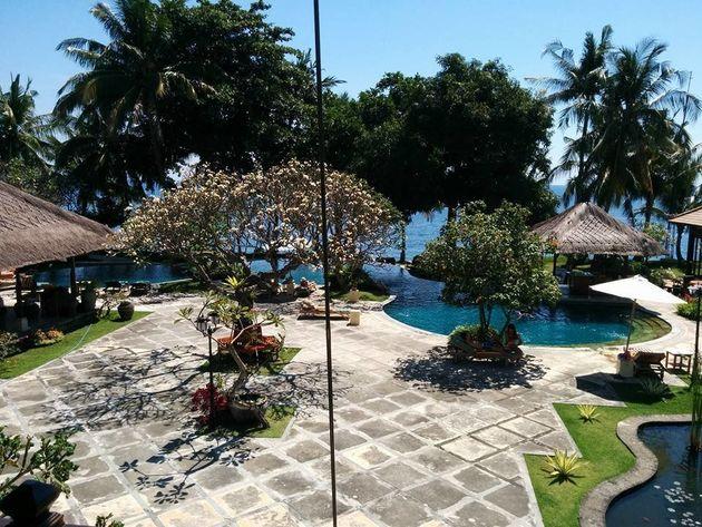 Puri Bagus Resort,
