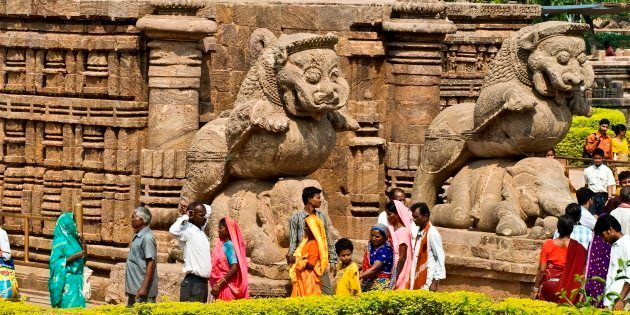 World Heritage Week: Konark Sun Temple — Where Timeless Art Meets The Science Of