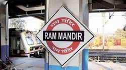 Ruckus At Ram Mandir Station Inauguration Event in Mumbai as BJP, RSS Vie For