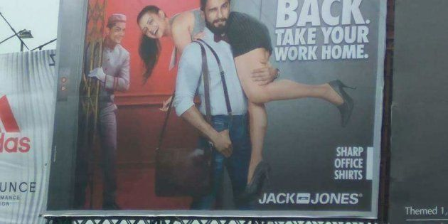 Are We Going To Hear Ranveer Singh Say Sorry For That Awful Jack & Jones