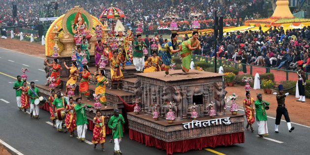 The Republic Day Parade Is Awesome, But We Badly Need To Up Our Tableaux