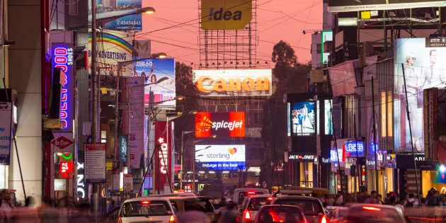 How Bangalore Became A City Of Nightmarish Traffic And Civic