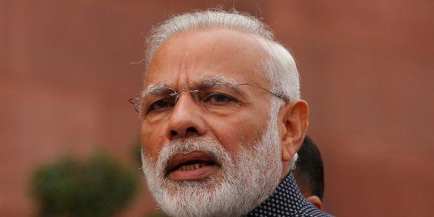PM Modi Says Won't Shy Away From Taking Tough Economic